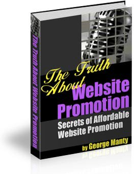 The Truth about Website Promotion